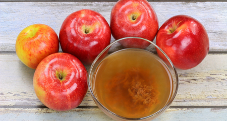 Apple Cider Vinegar Repels Ticks